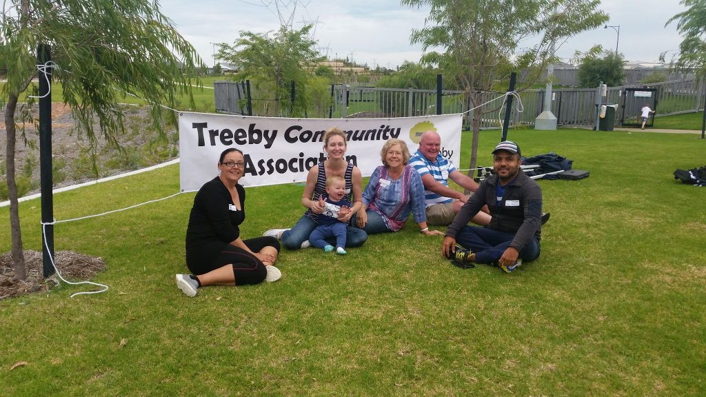 The Treeby CA Team